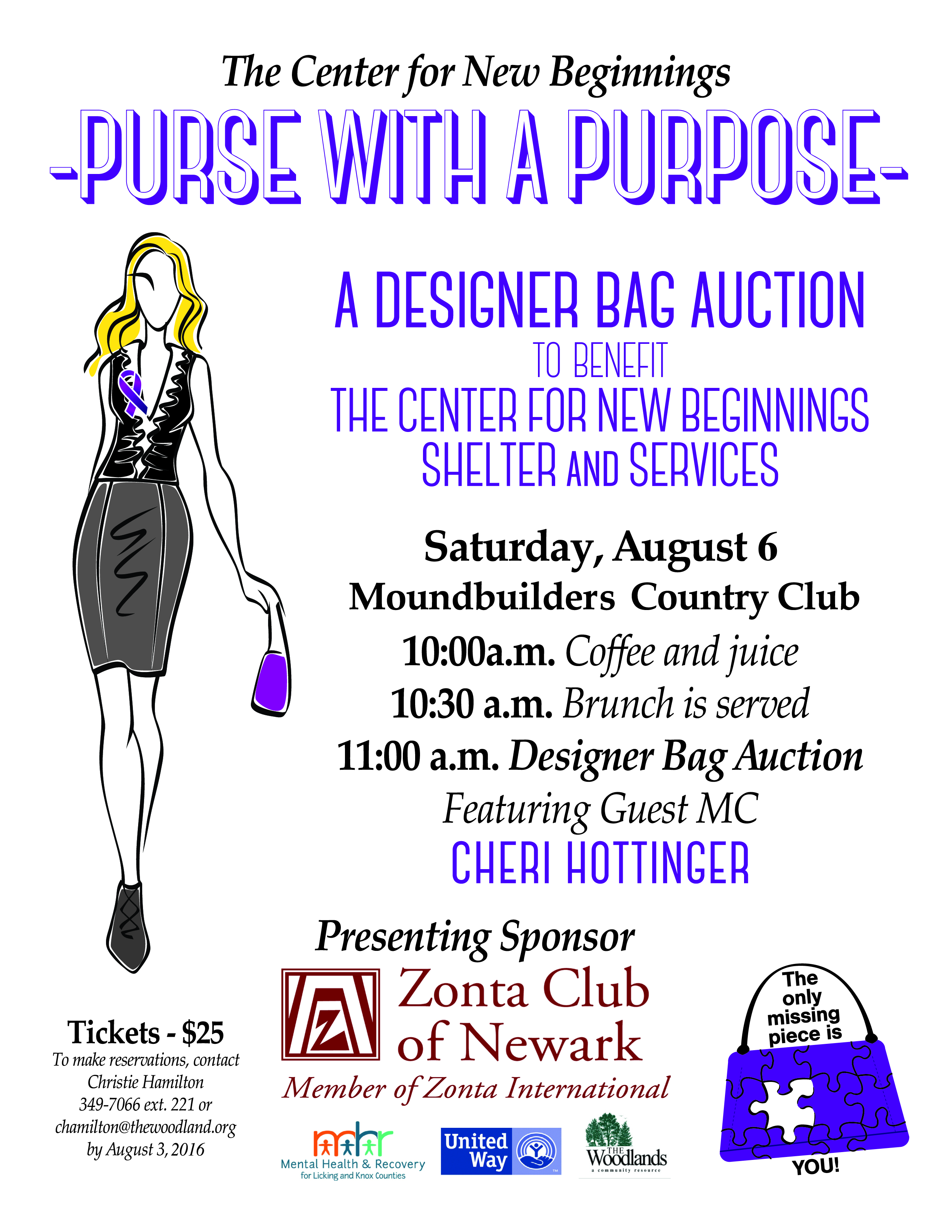 purse with a purpose 2016
